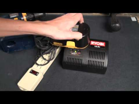 Batteries Power Tools: How to Revive