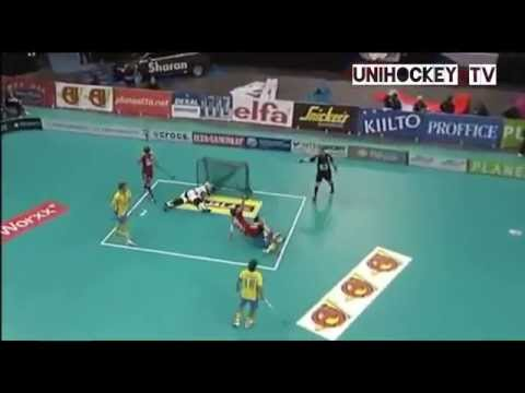 Best Floorball Goals WFC 2010