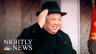 New US Stealth Fighter Jets Offer A Message To North Korea And China | NBC Nightly News - NBCNEWS