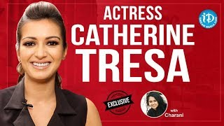 Gautham Nanda Actress Catherine Tresa Exclusive Interview || Talking Movies with iDream #453 - IDREAMMOVIES