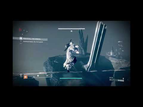 Corrupted 100k nightfall clutch