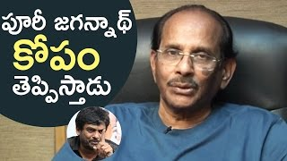 Baahubali Writer Vijayendra Prasad Shocking Comments On Puri Jagannadh | TFPC - TFPC
