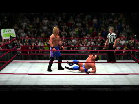 """Attitude Era"" Chris Jericho hits his finishers in WWE '13 (Official)"