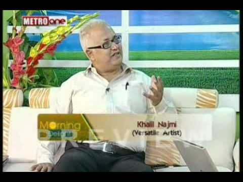 1st clip (1 of 4 clips) Khalil Najmi interview- Program Morning Delight on Metro One