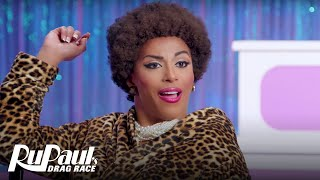 Jenifer Lewis aka Shangela Wants You to Bow Down & Respect | RuPaul's Drag Race All Stars - VH1
