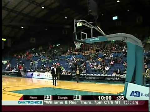 Long Shot Buzzer Beater - SD Boys High School Hoops - SDPB