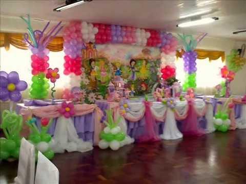 decoração de festa infantil suzy festa (jo@o.bs) 004  musica mississippi com jaine