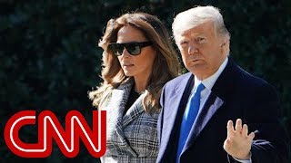 Trump complains of looking like bossed-around husband - CNN
