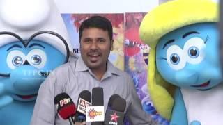 Smurfs The Lost Village Movie Press Meet Video | TFPC - TFPC