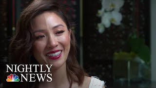 'Crazy Rich Asians' Stars And Director On Their Film's Impact On Hollywood | NBC Nightly News - NBCNEWS