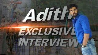 Satyaraj's words inspired me : Adith - IGTELUGU