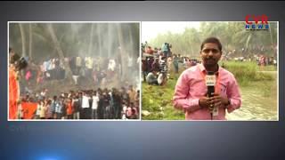 ప్రభల తీర్దాలు | Jagganna Thota Prabhala Theertham in Konaseema | West Godavari | CVR NEWS - CVRNEWSOFFICIAL
