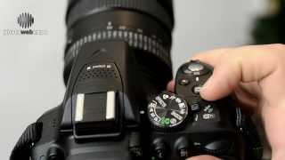 Nikon D5300. Видео тест