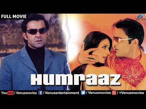 Humraaz | Hindi Movies |  Bobby Deol Movies | Bollywood Romantic Movies - روايات تيوب -YouTube DownLoader