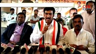 Gajwel Congress MLA Candidate Vanteru Prathap Reddy Warns KCR and Harish Rao | CVR News - CVRNEWSOFFICIAL