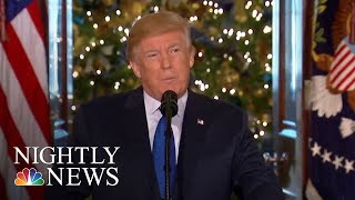 GOP Reaches Tax Deal To Slash Corporate And Individual Rates | NBC Nightly News - NBCNEWS