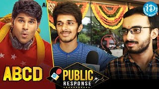 ABCD Movie Public Response || Allu Sirish || Bharath || iDream Media - IDREAMMOVIES