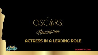 Oscar Nominations for best actress in a leading role | Bolly Quickie - ZOOMDEKHO