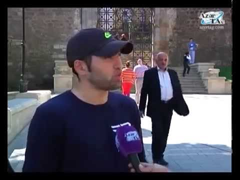 APIK [Azerbaijan Parkour Club] Azertac TV