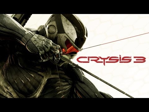 EA Crysis 3 | Official Announce Gameplay Trailer (HD) -8PdGUZauShA