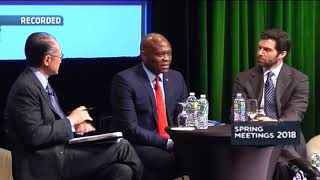 WB, IMF Spring meeting Debate: How can Africa build an inclusive digital economy? - ABNDIGITAL