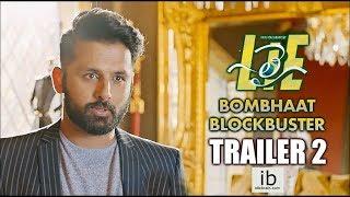 LIE - Bombhaat Blockbuster trailer 2 | Nithin | Megha Akash - idlebrain.com - IDLEBRAINLIVE