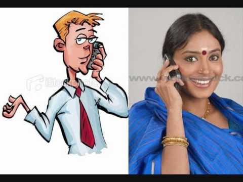 Mallu calling Tamilian Customer Care ... Hilarious conversation !!