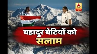 INSV Tarini: Six women Navy officers circumnavigate the globe in 8 months - ABPNEWSTV