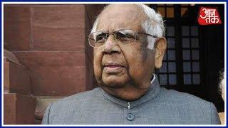 Former Lok Sabha Speaker Somnath Chatterjee Dies Aged 89 - AAJTAKTV