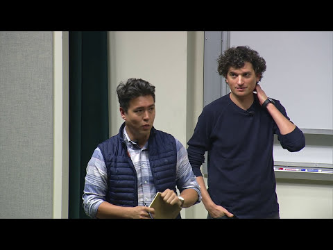 Live Office Hours with Kevin Hale and Dalton Caldwell - CS183F