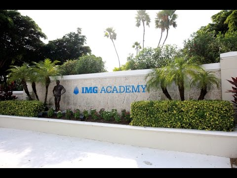 The 3-Week Camp Experience at IMG Academy