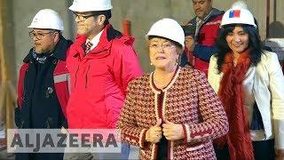 Chile to elect President Bachelet's successor - ALJAZEERAENGLISH