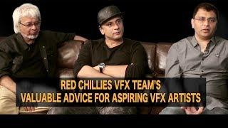 WOW: Red Chillies' VFX Team REVEAL their Favourite VFX Films | Shah Rukh Khan | ZERO VFX - HUNGAMA