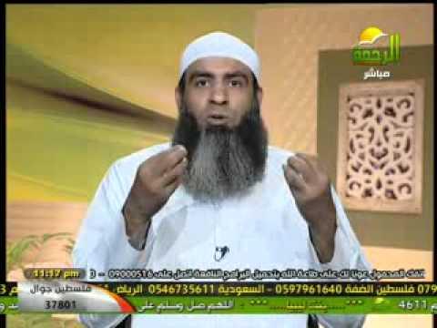 النبلاء الشيخ / مسعد أنور 9-9-2012