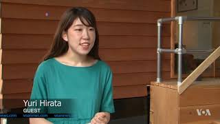 Tiny, Noisy Rooms Draw Customers to Japan Hostel - VOAVIDEO