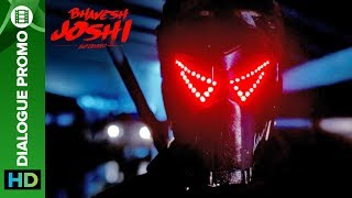 The masked vigilante! | Bhavesh Joshi Superhero | Harshvardhan Kapoor | 1st June 2018 - EROSENTERTAINMENT