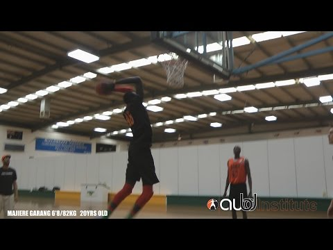 AUBD Majiere Garang Workout tape 6'8