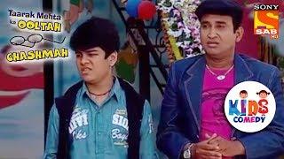 Tapu Sena Worried About Babuji  | Tapu Sena Special | Taarak Mehta Ka Ooltah Chashmah - SABTV