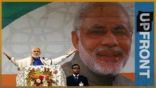 Arundhati Roy: Modi 'reckless' in Kashmir   UpFront (Headliner) - ALJAZEERAENGLISH