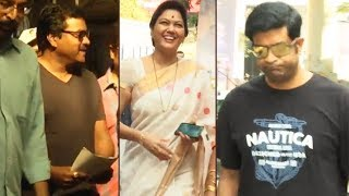 Celebrities Casting Their Votes | MAA Elections 2019 | TFPC - TFPC