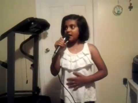 Let it go cover by Nangi Gunatillake
