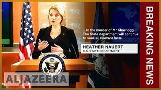 🇺🇸 No 'final conclusion' on killing: US State Department | Al Jazeera English - ALJAZEERAENGLISH