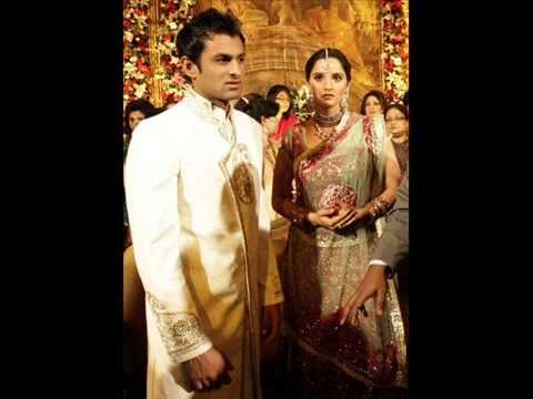 sania mirza shoaib Malik lahore walima reception photos slide