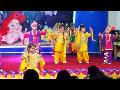 Avika annual function video