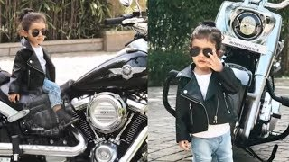 Actress Asin's Daughter Arin Cute Photos | Asin Family Images - RAJSHRITELUGU