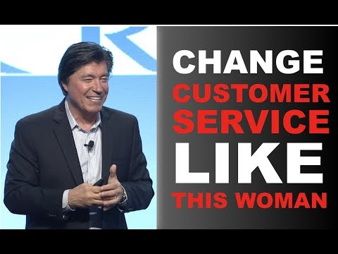 The ultimate customer service story is inspiring