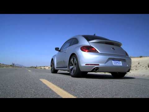 2012 Volkswagen Beetle - First Test