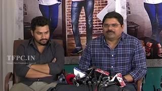 Malli Rava Movie Press Meet Video    Sumanth   Aakanksha Singh   TFPC - TFPC