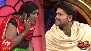 Fasak Shashi Team Performance -  Fasak Shashi Skit Promo - 10th January 2020 - Extra Jabardasth - MALLEMALATV