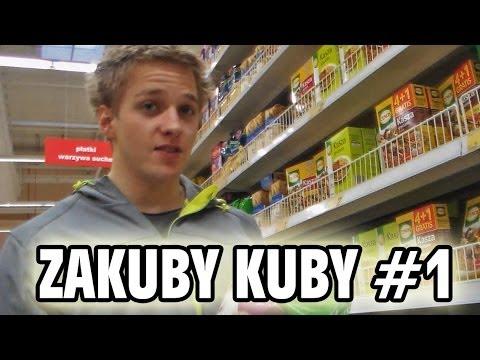 ZakubyKuby #1 - Auchan [Kuba z Jutuba]